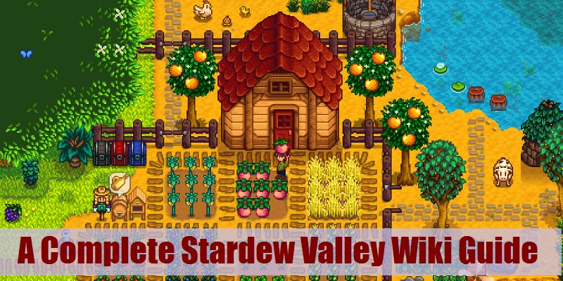 It All Begins When Your Late Grandfather Leaves You His Farm In Stardew Valley In Pelican Town Which Has Been Negl Stardew Valley Farm Games Independent Games