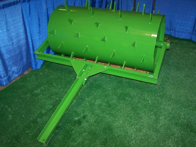 Lawn tools lawn equipment field maintenance rollers for Garden tool maintenance