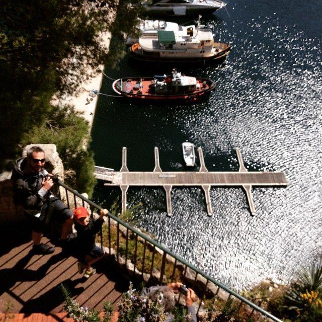 #Rocher #monaco #jardins by seful from #Montecarlo #Monaco
