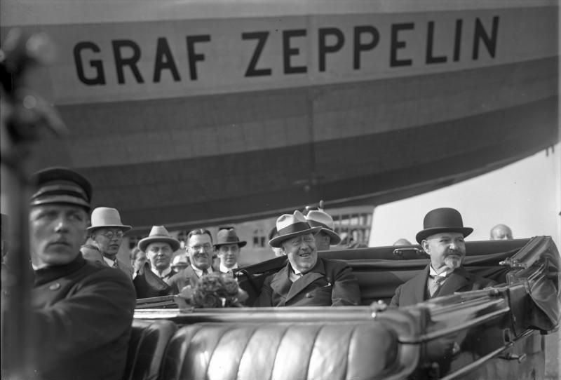 LZ127 Graf Zeppelin