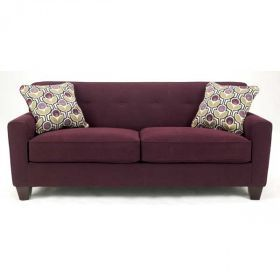 Tremendous The Sofa I Plan To Buy Ashley Eggplant Sofa From American Bralicious Painted Fabric Chair Ideas Braliciousco