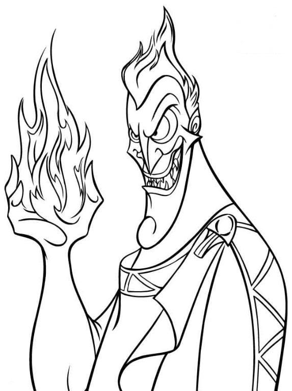 Hercules coloring pages Googlesgning Coloring Pages Hercules