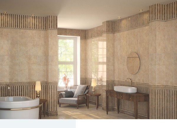 نتيجة بحث الصور عن سيراميك جدران صالات حمامات