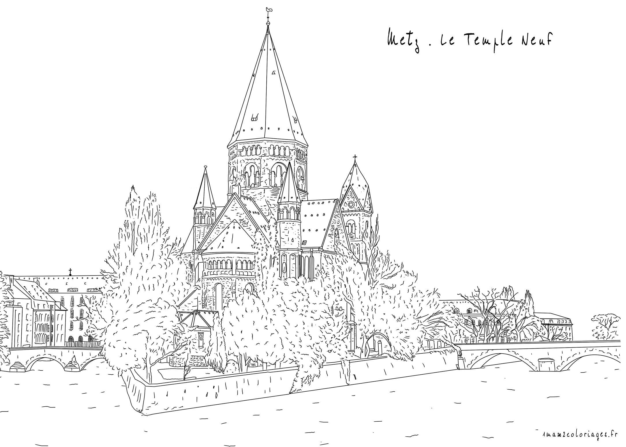 Beau Coloriage à Imprimer Gratuit Chateau fort