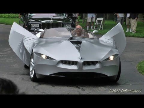 With The Development Of The Bmw Gina Light Visionary Model The Bmw