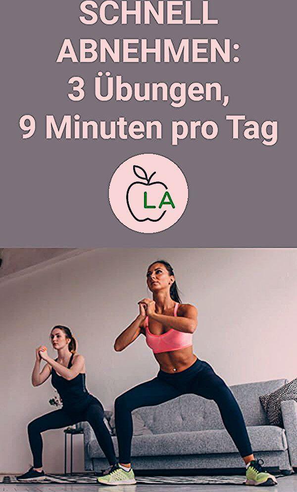 Photo of Fitness Challenge 2019 – Schnell und gesund abnehmen
