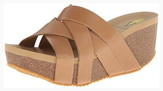 a870b9831 Volatile Women s Mayfield Wedge Sandal