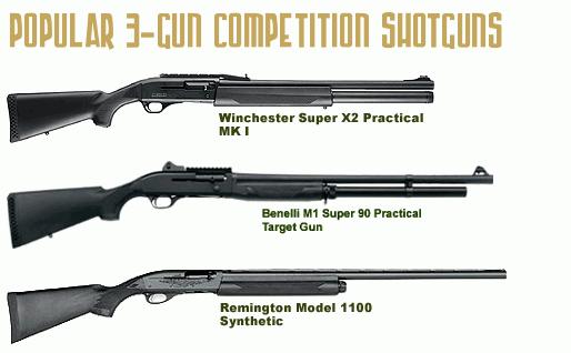 Crimson Trace shoot (Part 2 of 4): Remington 870 pump shotgun ...