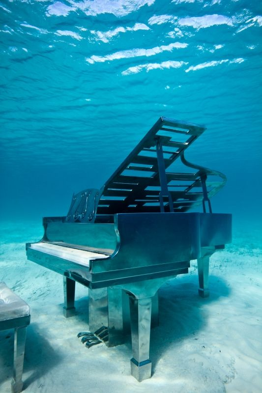 Copperfield Piano