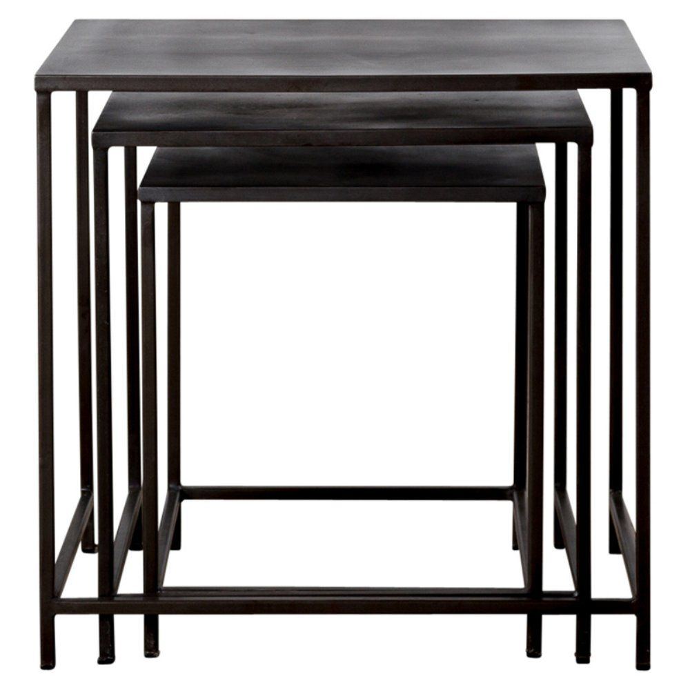 Iron Nesting Tables End Tables At Hayneedle Metal Nesting
