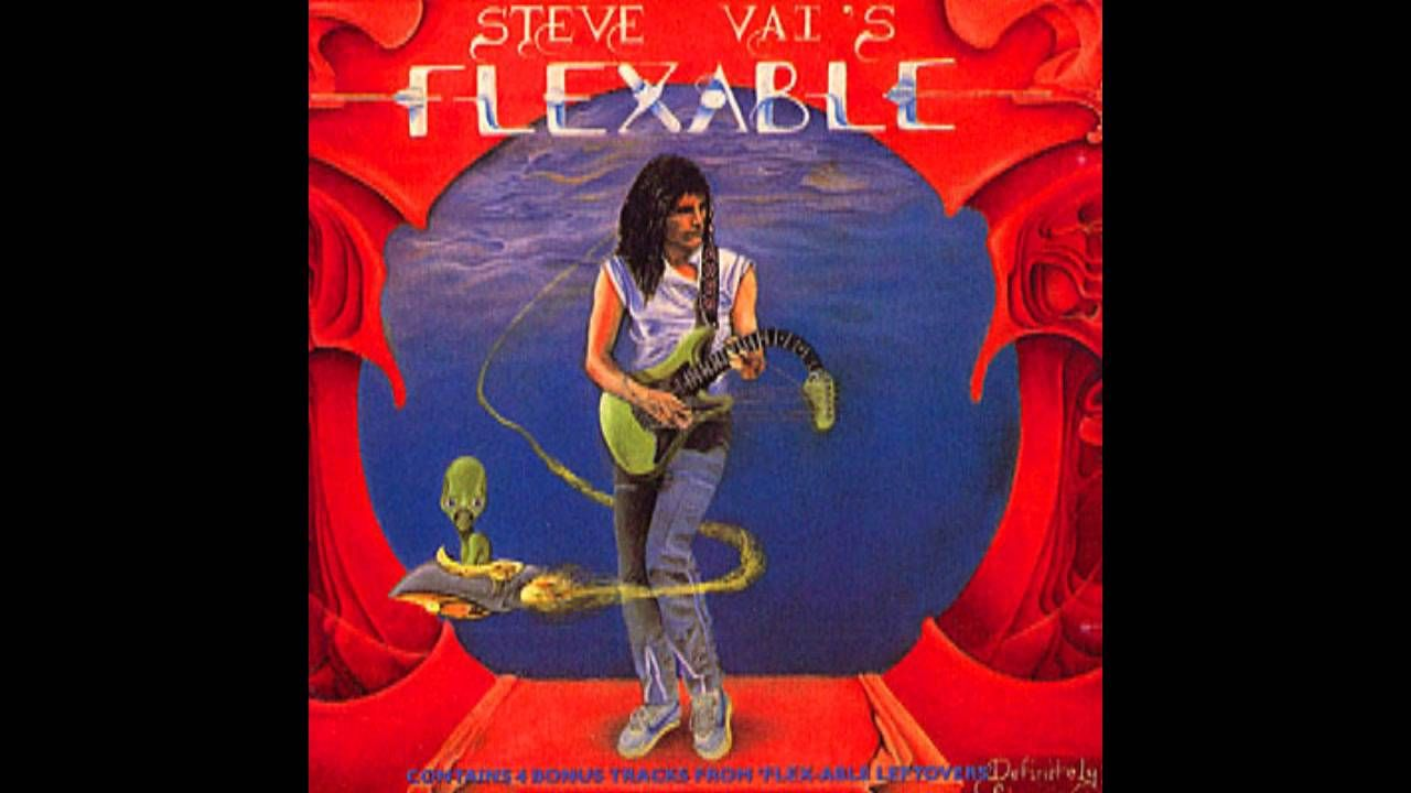 Steve Vai Burnin Down The Mountain Steve Vai Green Man Best Vibrators