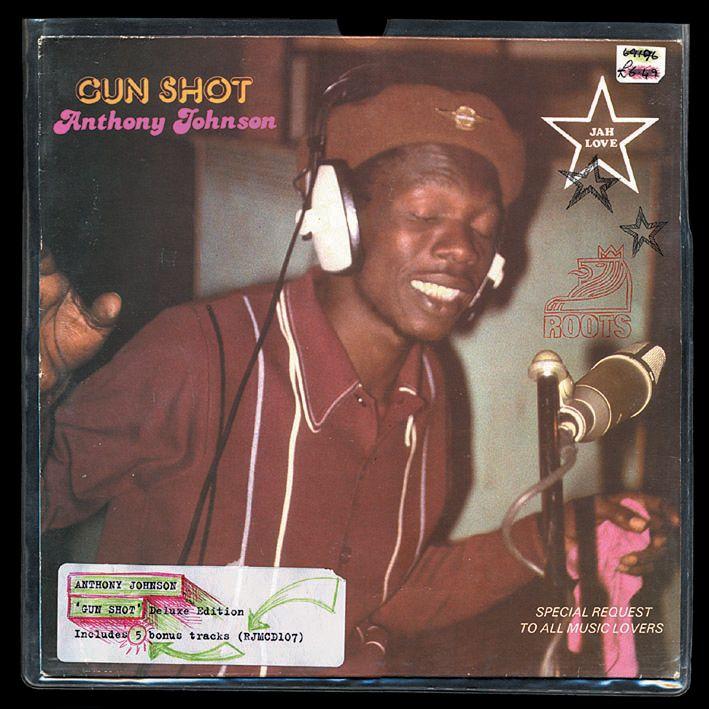 Anthony Johnson, Gun Shot