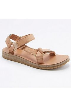 Teva - Sandales Universal en cuir marron - Femme UK 5 https://modasto.com/teva/kadin-ayakkabi-sandalet/br2501ct19