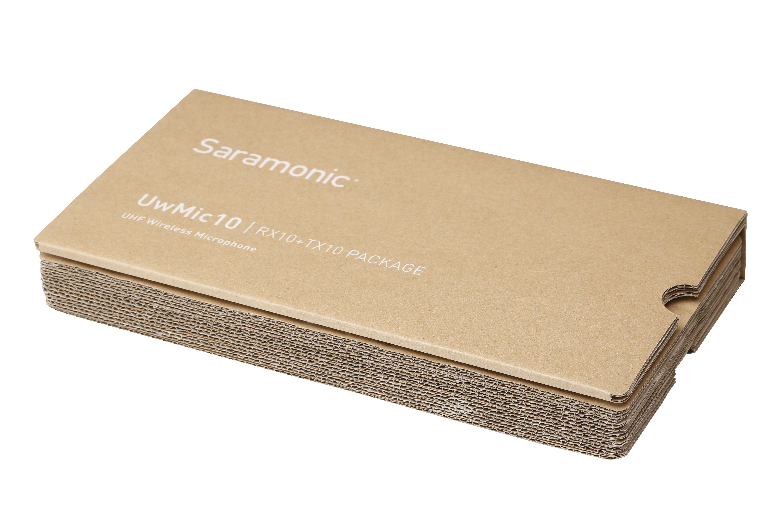 Saramonic UwMic10 Package