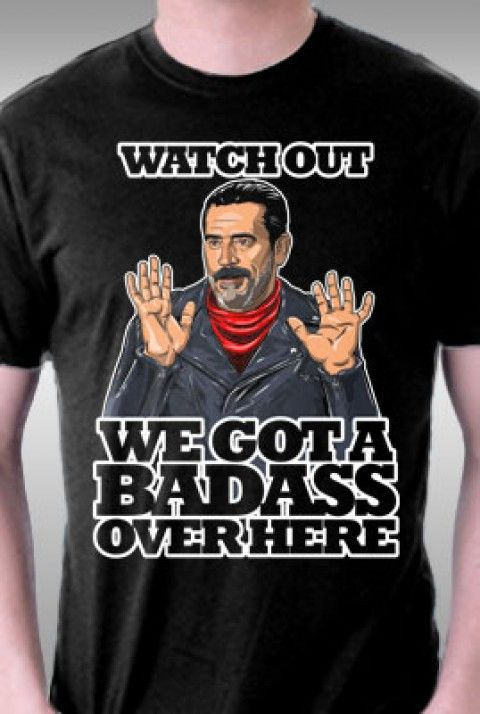8c188f376 Negan shirt: Shirt type - Women's Shirt Size - Small | A Nerd's Wish ...