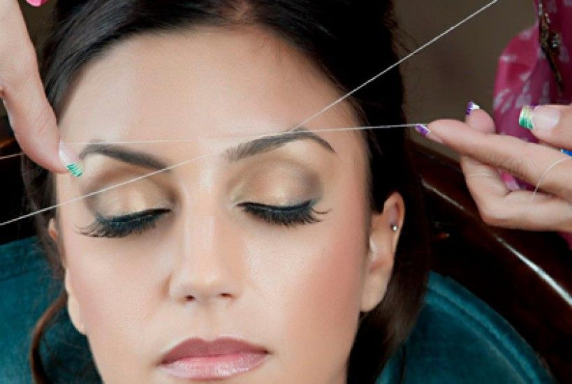 1 Day Certified Threading Course This Course Is Perfect For Individuals Who Want To Make Their Bu Bridal Beauty Salon Hair And Beauty Salon Threading Eyebrows