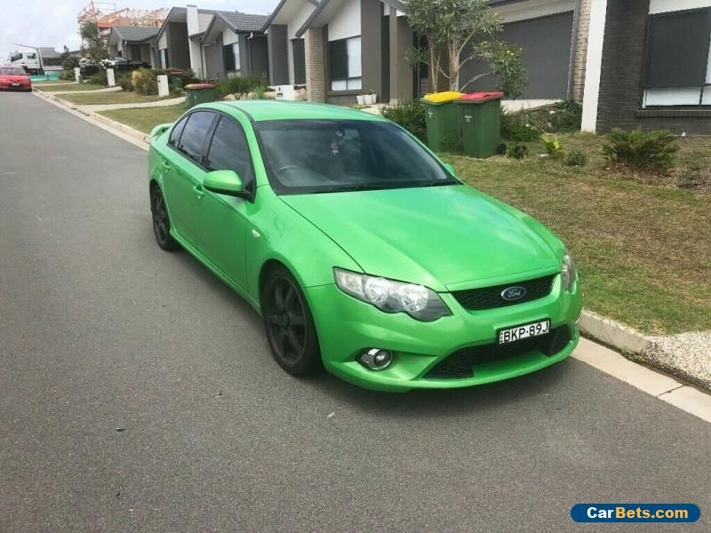 Car For Sale Ford Falcon Xr6