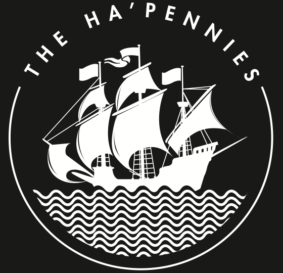 Friday night it's all happening in our Spitalfields Basement Bar with Hot Vox & The Ha'apennies performing live music