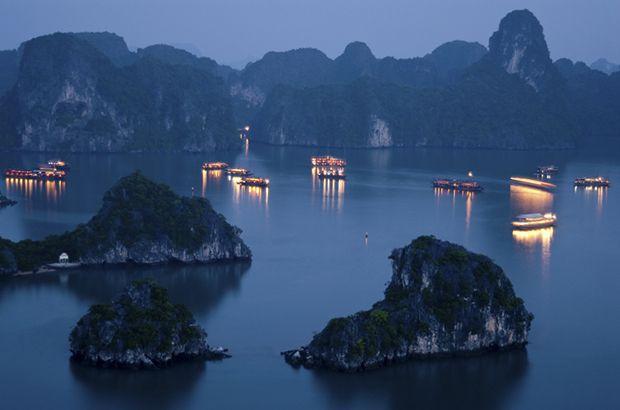 Dichiarata Seconda Meraviglia del Mondo. Baja di Halong, #Vietnam #viaggivietnam #vietnamtravel