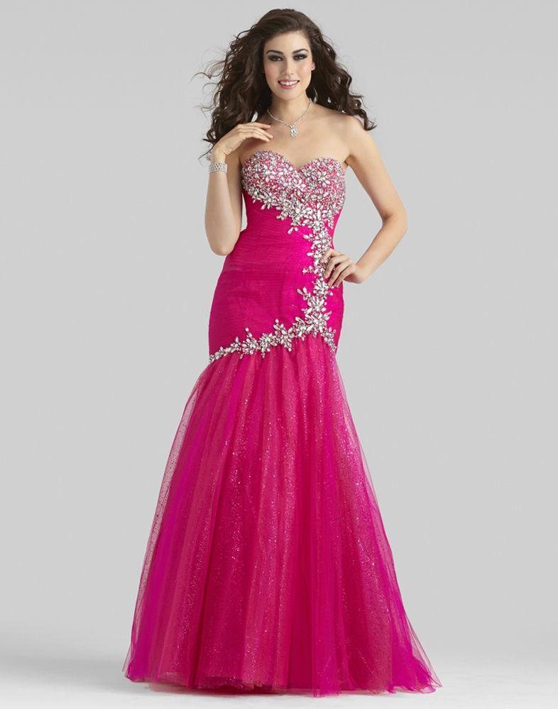Style 2367 Promgirl.net #Clarisse #sequins #mermaid | Prom dresses ...