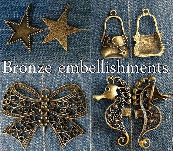 10Pcs Antique Style Little Fish Silver Charm Pendant DIY Bracelet Necklace