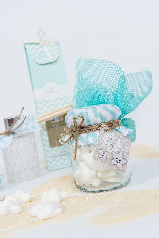 73b07360970 Μπομπονιέρα βαζάκι με μικρά λευκά σαπουνάκια | SOAP , SOAP M&P ...