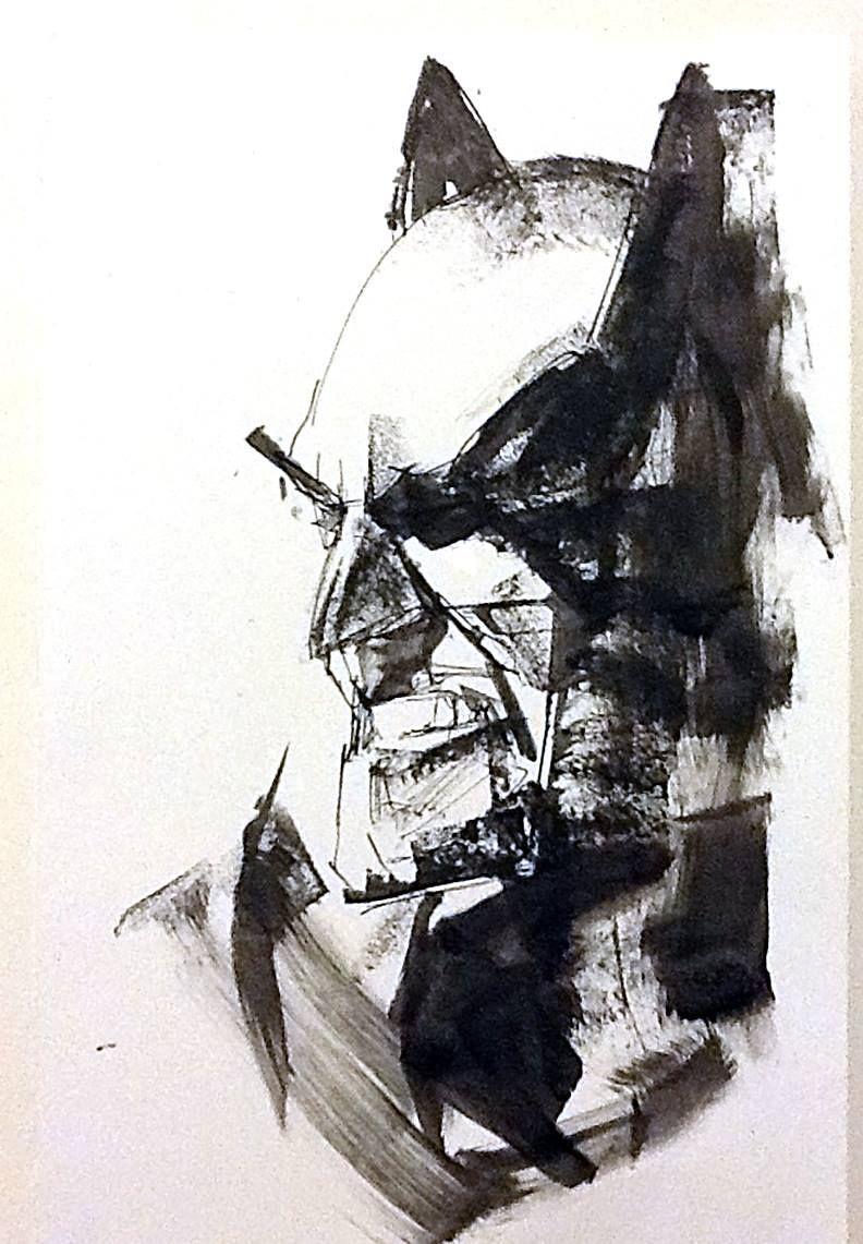Batman •Bill Sienkiewicz