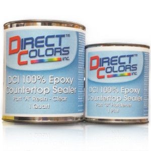 Epoxy Countertop Sealer Diy Epoxy Info Workshops Tutorials Videos Epoxy Countertop Concrete Countertop Sealer