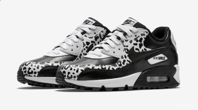 hot sales 529f2 94310 Air Max 90, Nike Air Max, Leopard Print Nikes, Nike Design, Nike