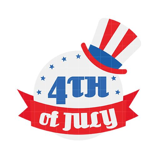 4th of july clipart happy 4th of july pinterest clip art rh pinterest com happy fourth of july clipart for facebook happy fourth of july clipart