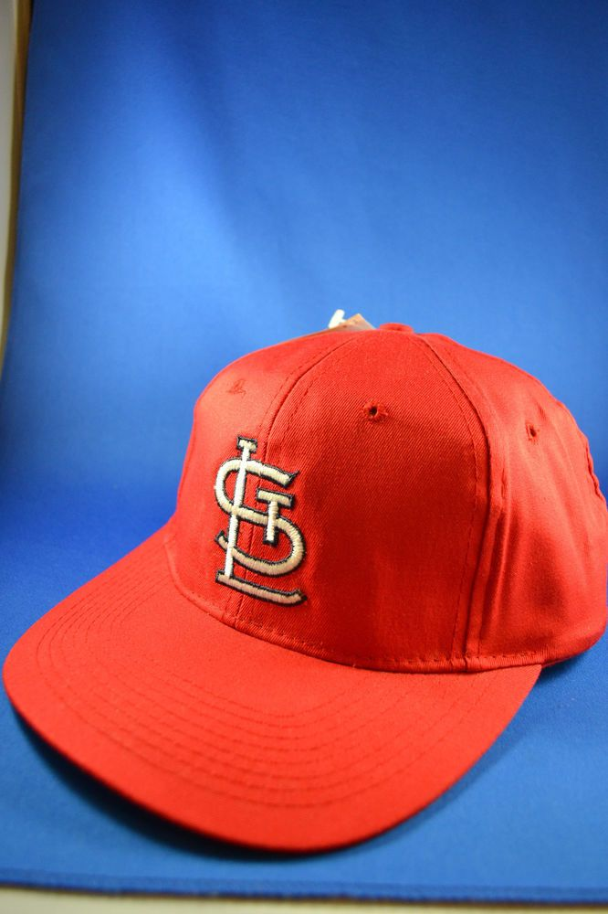 6d2af84a673 St. Louis Cardinals MLB Baseball Red Logo 7 Snapback Youth Size - Free  Shipping  Logo7  StLouisCardinals