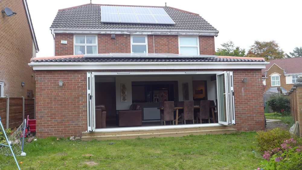 Image Result For Single Storey Extension Ideas Bifold
