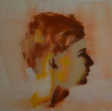 """Saatchi Art Artist Mark Horst; Painting, """"in their eyes no. 2 (currently on loan to another gallery)"""" #art"""