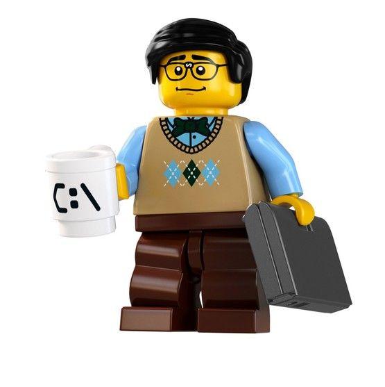 Au choix Lego Figurine Minifigure Série 12 Série 71007 Choose Minifig