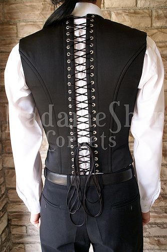 70b7dcc797 In the Victorian era the males would wear vest corsets. Description from  pinterest.com. I searched for this on bing.com images