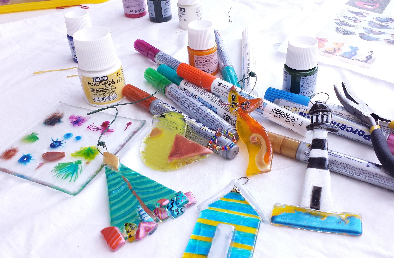 Image result for glass art workshop