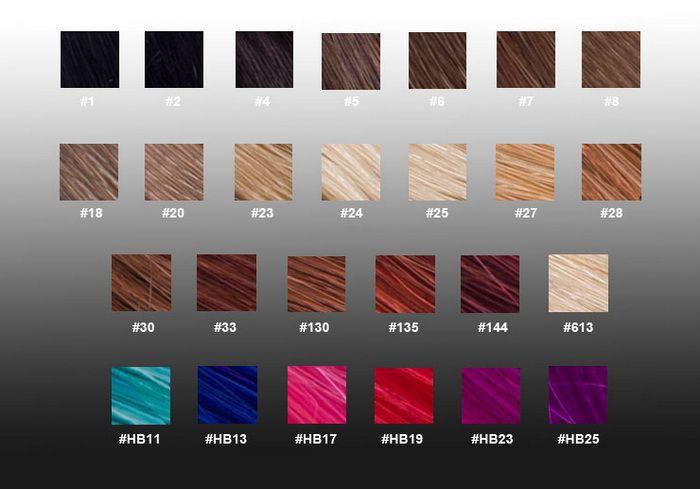 New Hair Color Chart Redken Hair Color Chart Pinterest Hair