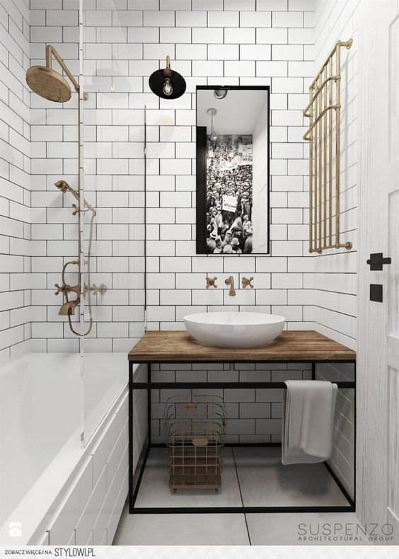 Photo of 12 amazing vintage bathroom design ideas