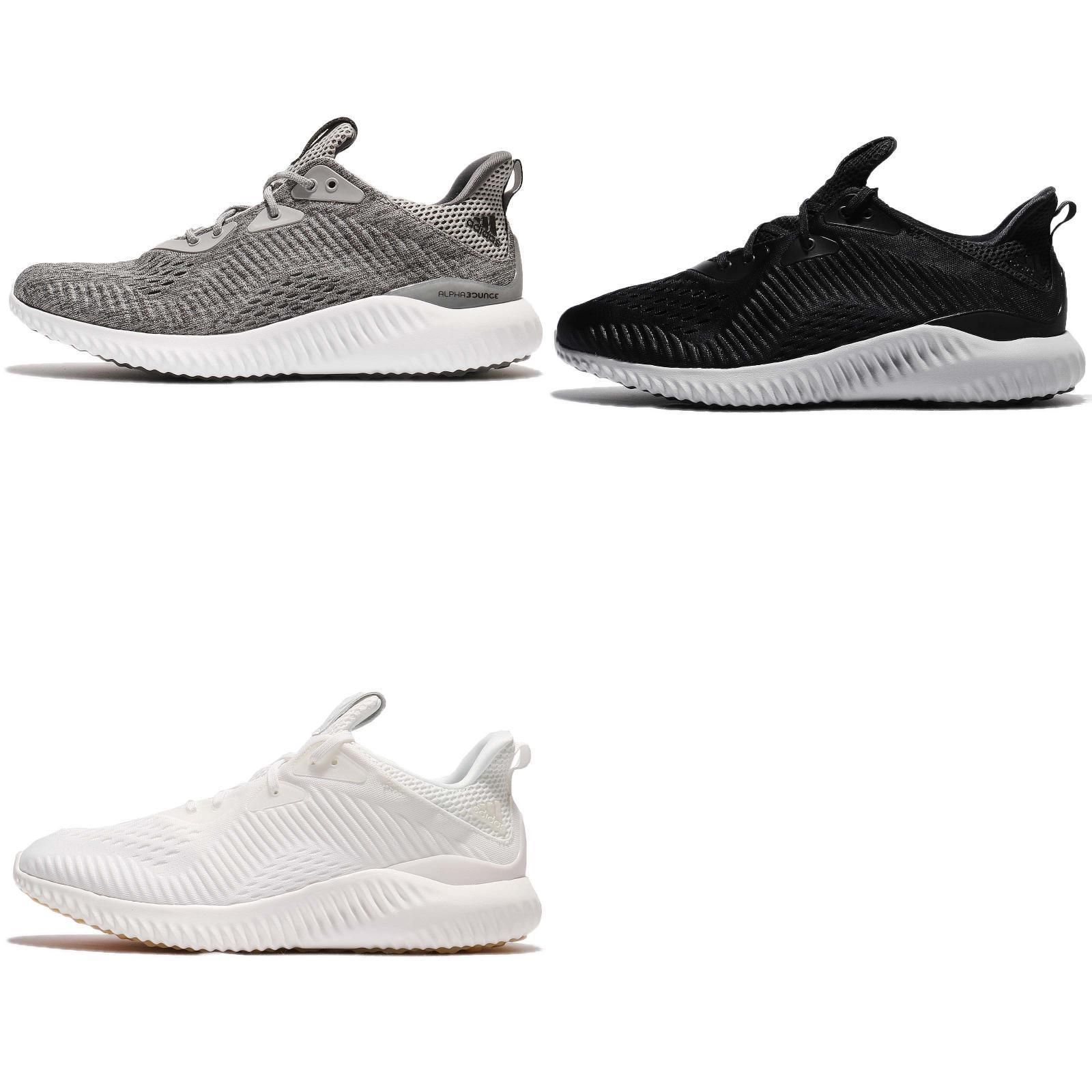 Adidas Alphabounce Em M Men Running Shoes Sneakers Trainers Pick 1