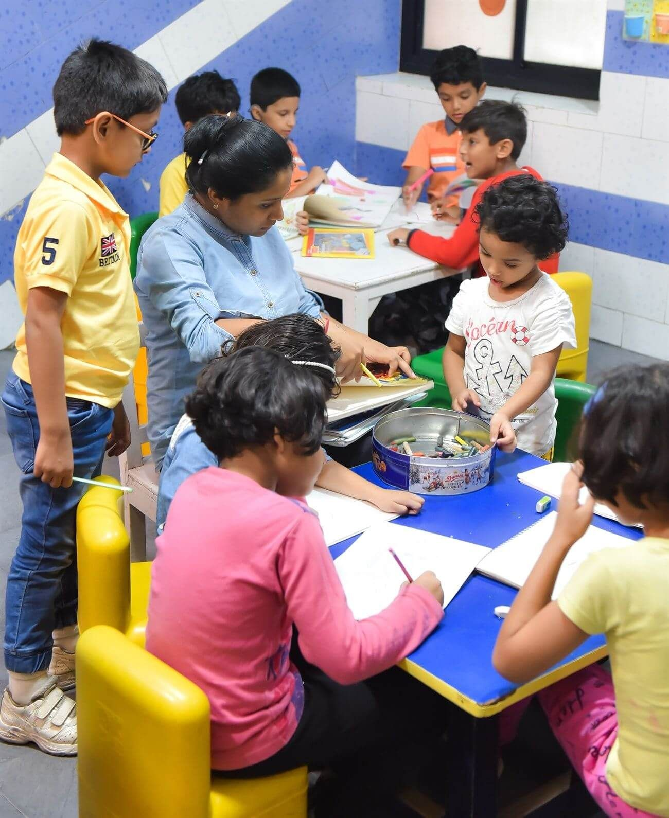 Kids Day Care in Greater Kailash in 2020 Kids daycare
