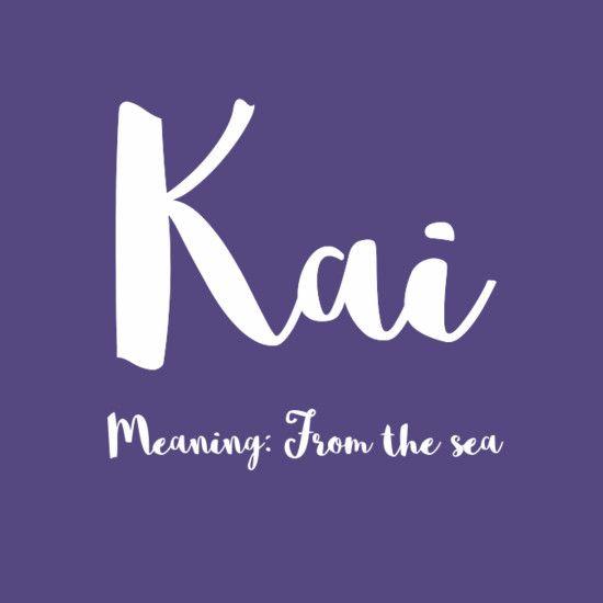 Kai Simply Adorable Hawaiian Baby Names For S Photos