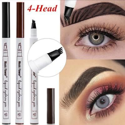 PRECISE EYEBROW PEN #naturalbrows