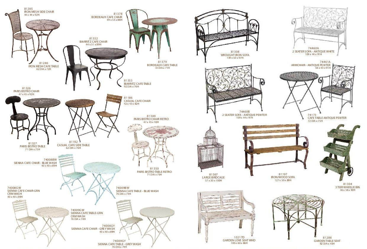 Wrought Iron and Outdoor Furniture - Wrought Iron And Outdoor Furniture C VRBO Pinterest Wrought