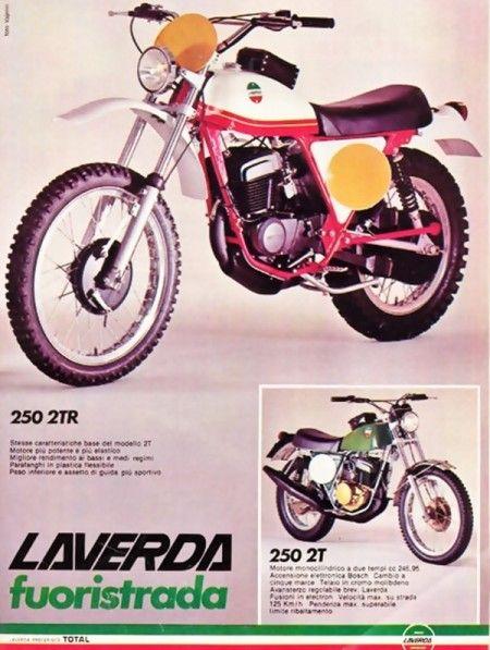 Vintage Dirtbike Advertisements