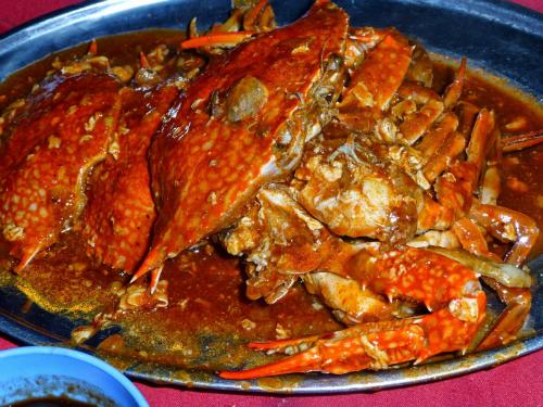 Resepi Ketam Masak Cili Ringkas Food Malaysian Food Cooking