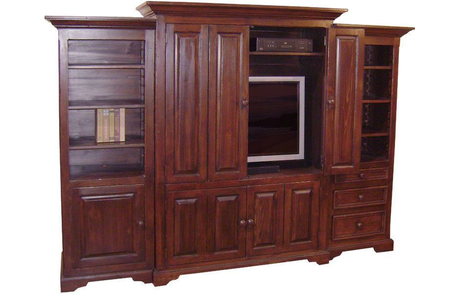 Superieur Flat Screen Entertainment Center Armoire | Kate Madison Furniture