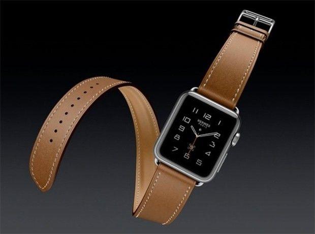067c460d9b4 Hermès assina versão deluxe do novo Apple Watch (Foto  Reprodução   Instagram) (Foto  Reprodução)