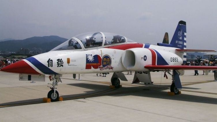 "A member of Taiwan's Thunder Tiger Aerobatics Team was killed on 21 October after his AT-3 (Tzu Chung) advanced jet trainer collided with another AT-3 during what Republic of China Air Force (RoCAF) officials said was a ""routine aerobatic training mission"". Defence officials said the pilot, Lieutenant Colonel Chuang Pei-yuan, twice rejected calls to eject from the aircraft as he tried to manoeuvre it clear of residential areas near Zihguan District in Kaohsiung, southern Taiwan."
