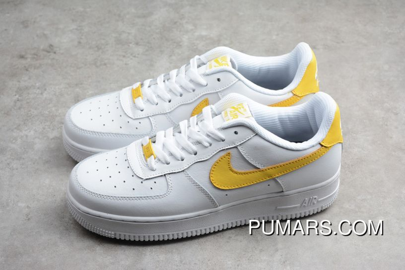 air force 1 donna gialle