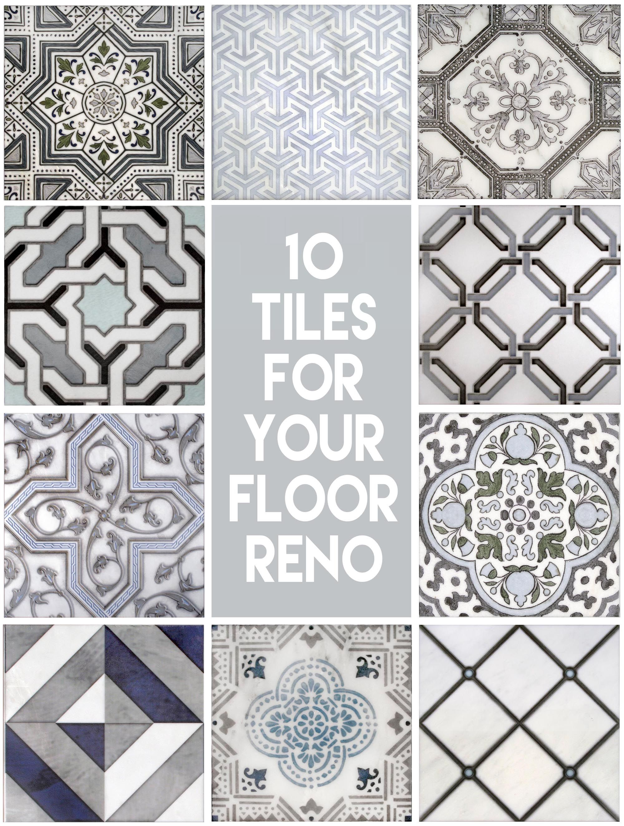 Decorative Tile It's Finally Time To Renovate Your Bathroom Add A Bold Decorative
